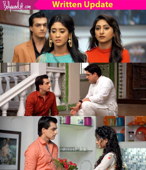 Yeh Rishta Kya Kehlata Hai 15 September Full Episode Written