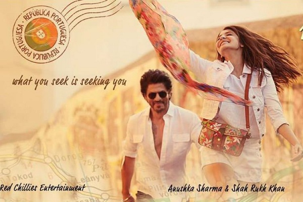 SRK confirms title of film with Anushka, avoids clash with Akshay's film