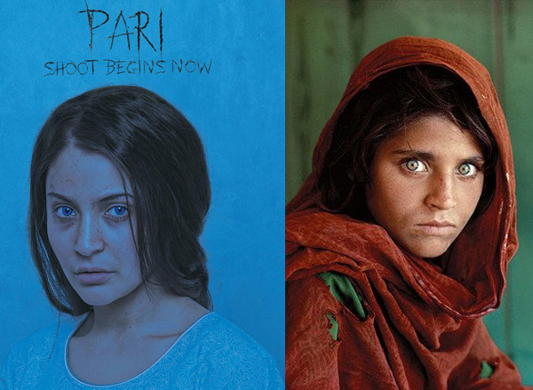Pari first look out: Anushka Sharma looks hauntingly lovely