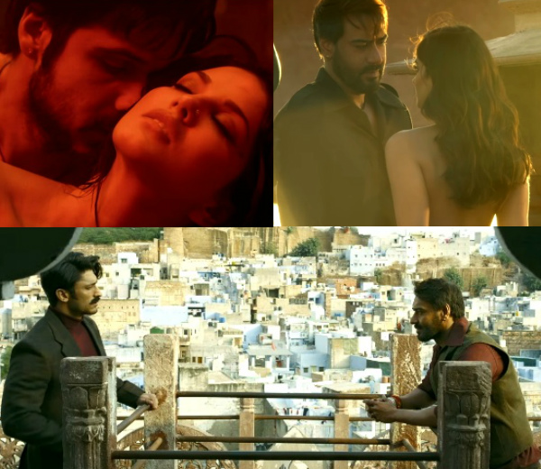 Baadshaho Teaser Out: Ajay Devgn, Emraan Hashmi shows their badass avatar