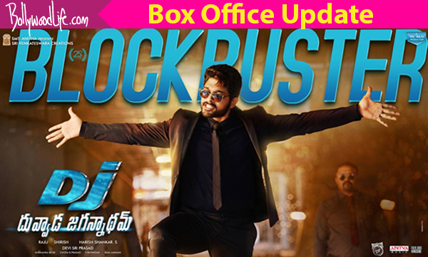 Duvvada Jagannadham or DJ 20th Day Box Office Collection