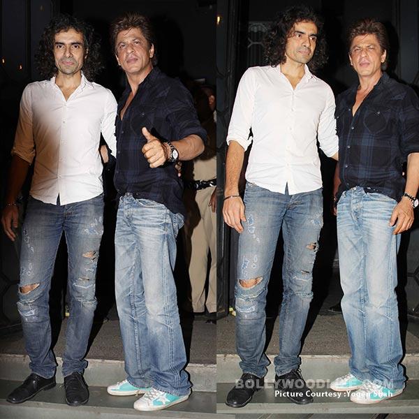 Imtiaz Ali reminds me of Yash Chopra: Shah Rukh Khan (IANS Interview)