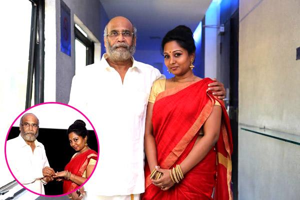 Director Velu Prabhakaran marries actress Shirley Das