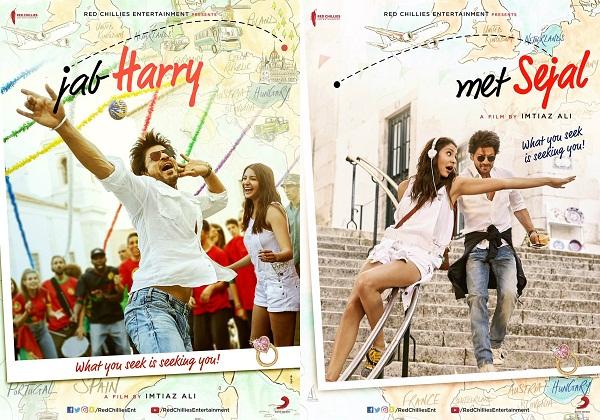 JAB HARRY MET SEJAL (2017) con SRK + Sub. Español + Online Netflix Jab-harry