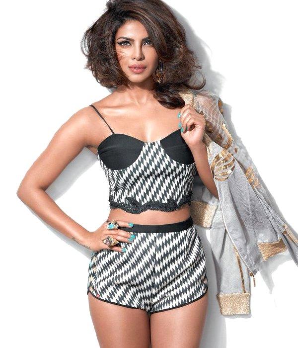 PeeCee To Co-Produce Her First Bollywood Film With Sanjay Leela Bhansali?