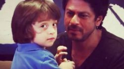 Really! Shah Rukh Khan reveals that his younger son AbRam has a secret toy room!