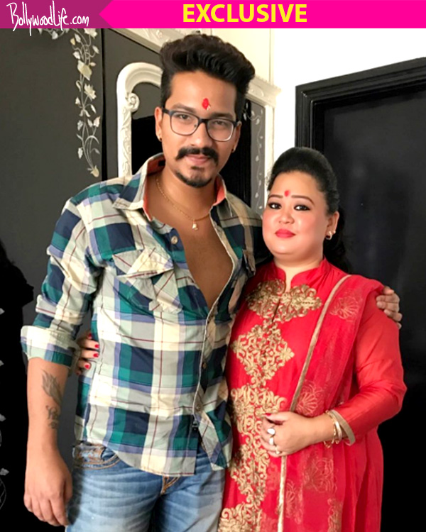 Queen Of Comedy Bharti Singh Gets Engaged To Haarsh Limbaachiya!