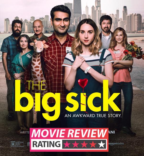 The Big Sick movie review: Kumail Nanjiani and Zoe Kazan's romcom is a DELIGHTFUL watch with a big heart