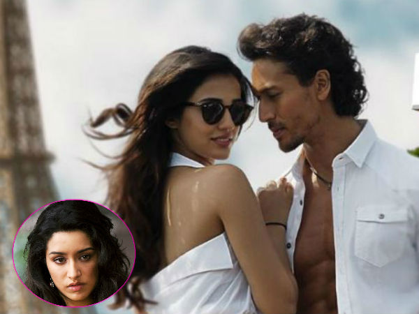 Disha Patani and Shraddha Kapoor 'fight' over Tiger Shroff