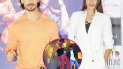 Tiger Shroff and Nidhhi Agerwal dazzle the crowd while paying a tribute to Michael Jackson – watch video
