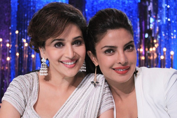 An American TV Show bankrolled by Priyanka Chopra with Madhuri Dixit
