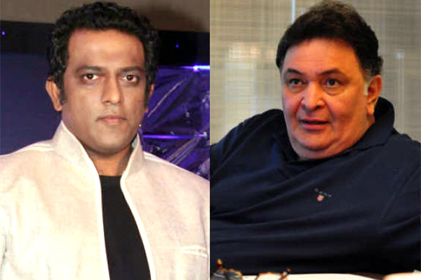 Rishi Kapoor made these 7 accusations against director Anurag Basu on getting a bad response to Jagga Jasoos