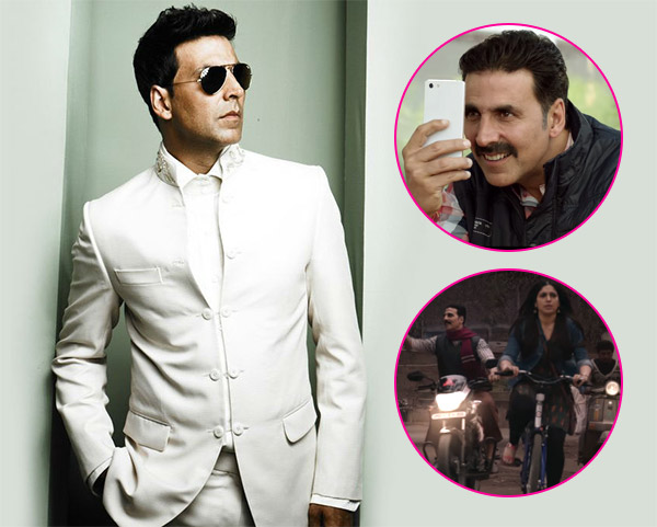 I want to play a psycho: Akshay Kumar