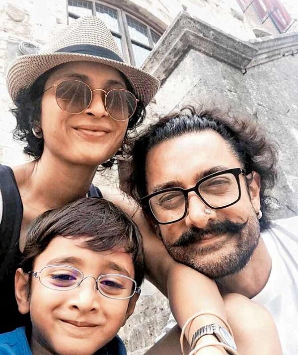 Aamir Khan and Kiran Rao's Italian sojourn
