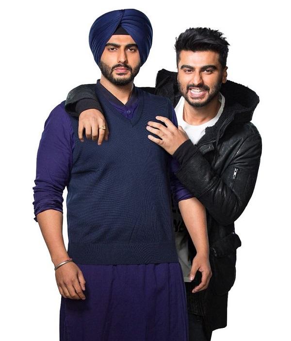 Arjun Kapoor : Playing double-role isn't easy