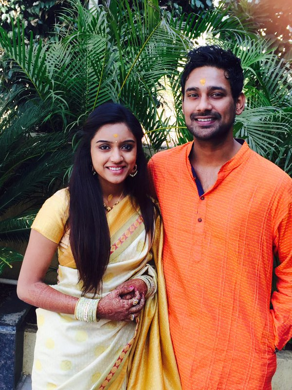 telugu actor varun sandesh u0026 39 s wife vithika sheru refutes