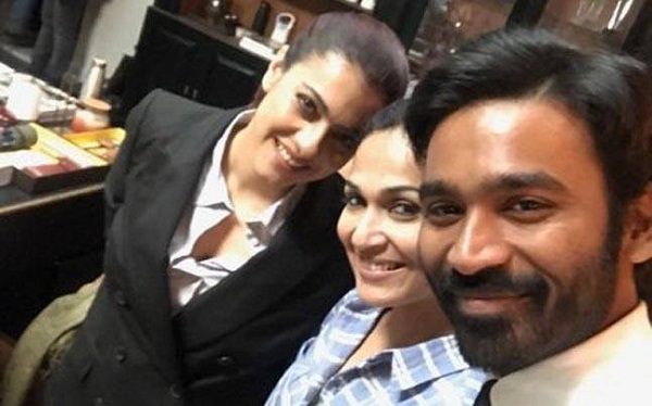 Dhanush and Soundarya Rajinikanth had to literally beg Kajol to do VIP 2