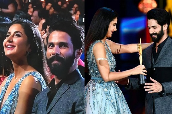 Katrina Kaif pulled off a magic stunt, courtesy shoddy editing by IIfA Awards 2017