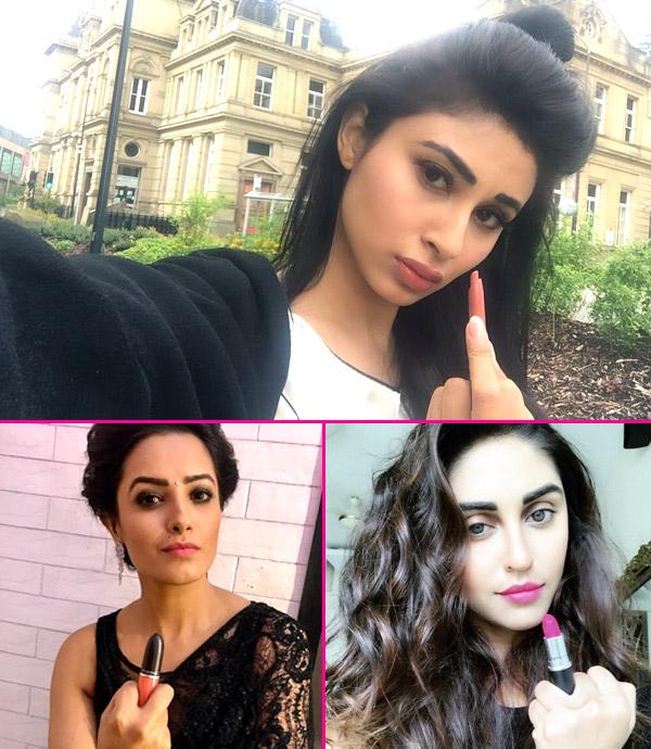 Kamya Punjabi goes topless to support 'Lipstick under my Burkha' 2