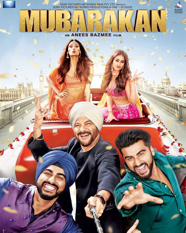 Mubarakan movie review box office collection trailer - Hindi movie 2013 box office collection ...
