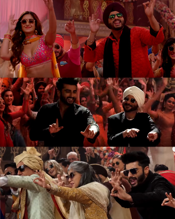 Arjun Kapoor Is Arjun Kapoor's Most Important Co-star In Mubarakan