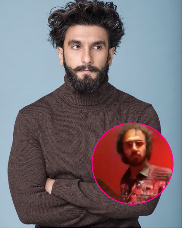 Ranveer Singh looks unrecognisable in this new avatar