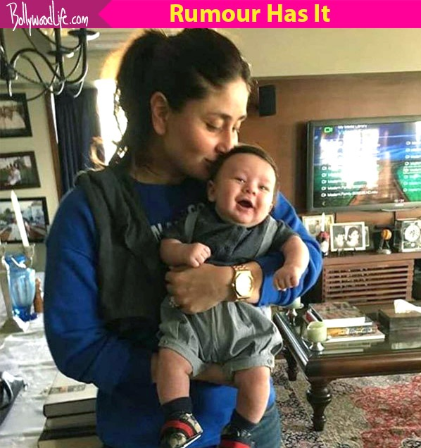 This is by far the cutest picture of Taimur Ali Khan