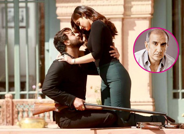 Milan Luthria cuts love making scene between Ajay Devgn-Ileana D'cruz