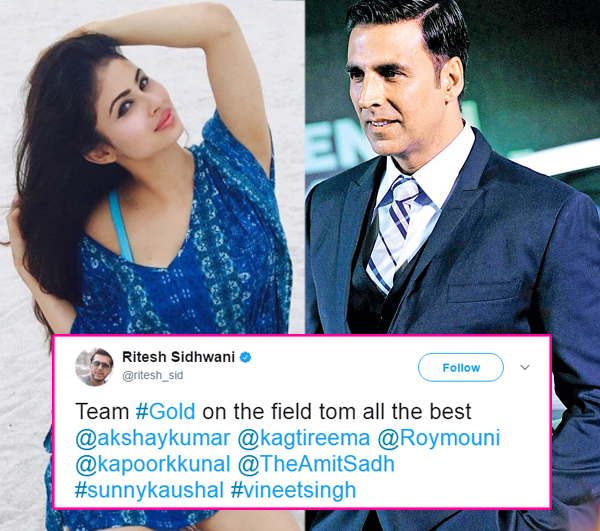Revealed! Mouni Roy's look from Akshay Kumar's Gold? View pics