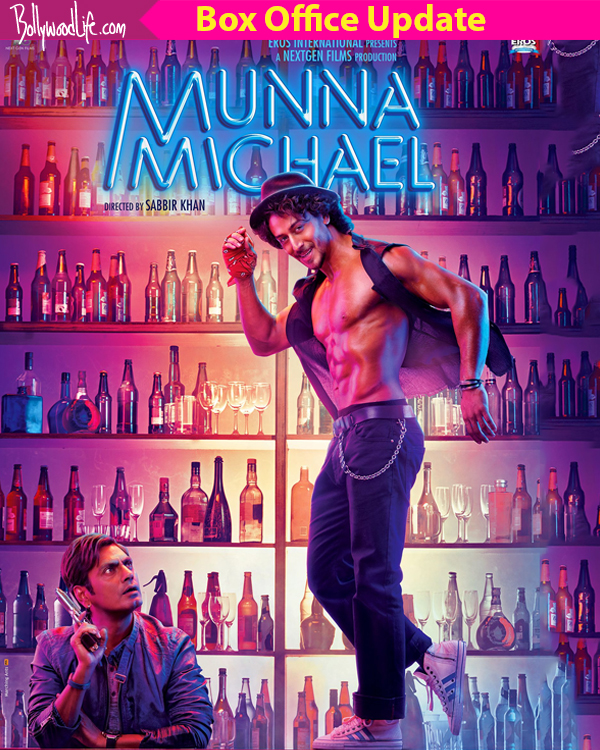 Box Office collection: Tiger Shroff's 'Munna Michael' collects Rs. 21.67 cr on first weekend