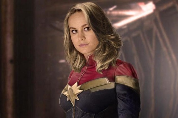 Captain Marvel film will feature the Kree-Skrull War