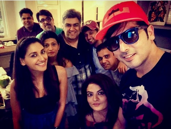 Zayed Khan's debut TV show with Nikita Dutta and Vatsal Seth to replace Beyhadh