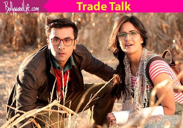 Rs 60 crore! That's all Ranbir Kapoor and Katrina Kaif's Jagga Jasoos will earn in its lifetime run