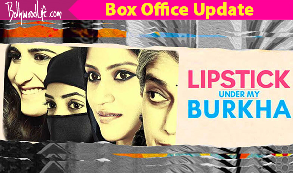 Lipstick Under My Burkha 9th Day Box Office Collection