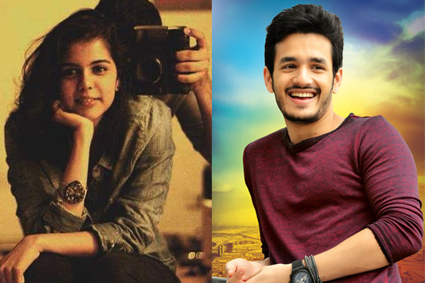 Priyadarshan's daughter Kalyani will make her acting debut opposite Akhil Akkineni