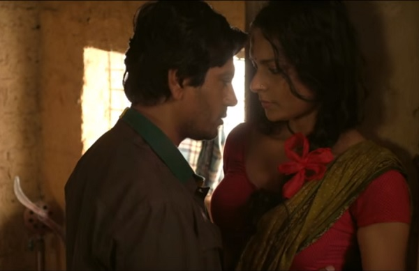 Nawazuddin Siddiqui and Bidita Bag raise the temperature in Babumoshai Bandookbaaz's Barfani