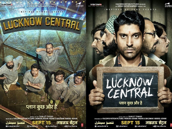 Image result for lucknow central poster