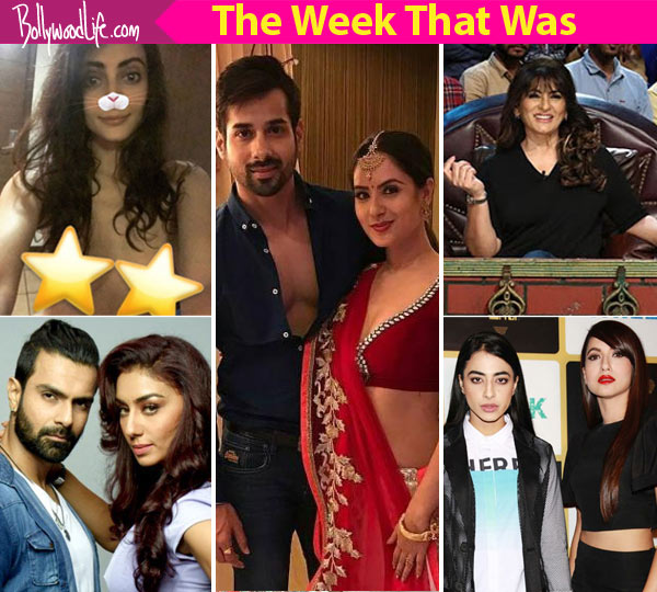 Kunal Verma-Puja Banerjee's engagement, Mandana Karimi's topless selfie, Gauahar Khan and Bani J's fall out – A look at what made news on TV