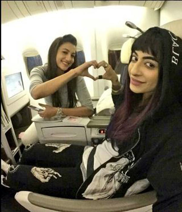 Wait, what? Bani J and Gauahar Khan are not friends anymore?