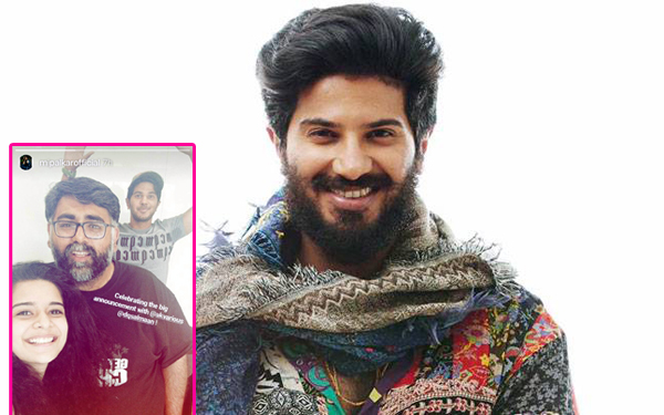 Dulquer's Bollywood debut will not be a romantic love story