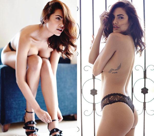 retro nude picture