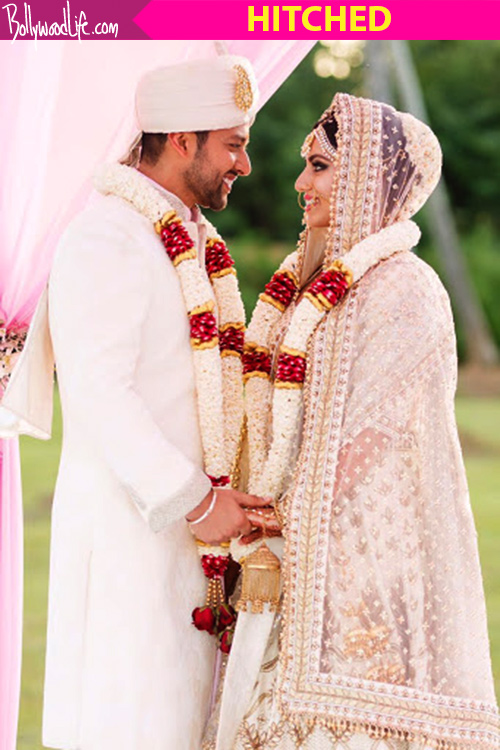 Aftab Shivdasani Ties The Knot With Nin Dusanj Again In A Traditional Wedding Ceremony And It