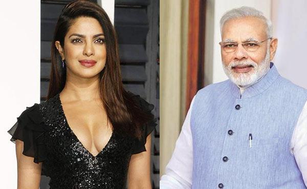 PM Narendra Modi, Priyanka Chopra Feature in LinkedIn Power Profiles List of 2017