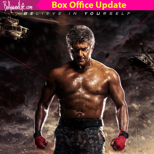 Vivegam 3rd Day Box Office Collection: Ajith's film enters 100 crore club!