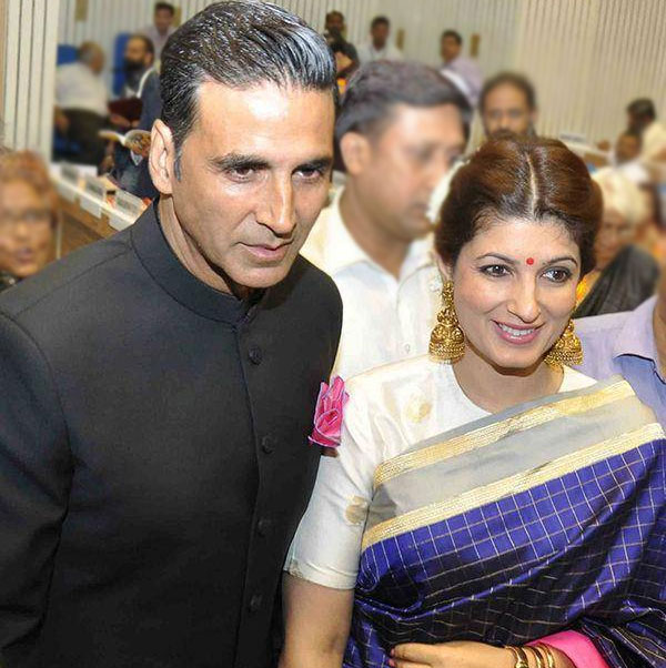Akshay Kumar silenced his wife Twinkle Khanna's taunts ...