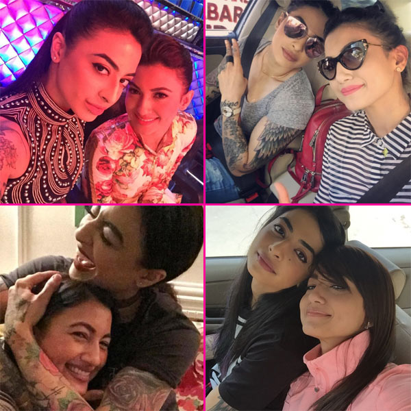 13 pics of Gauahar Khan and Bani J that make us wish that they remain Best Friends Foreverrr