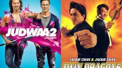 Is Varun Dhawan's Judwaa 2 inspired by Jackie Chan's Twin Dragons?