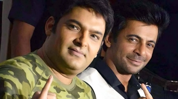 Kapil Sharma and Sunil Grover might just be BACK!