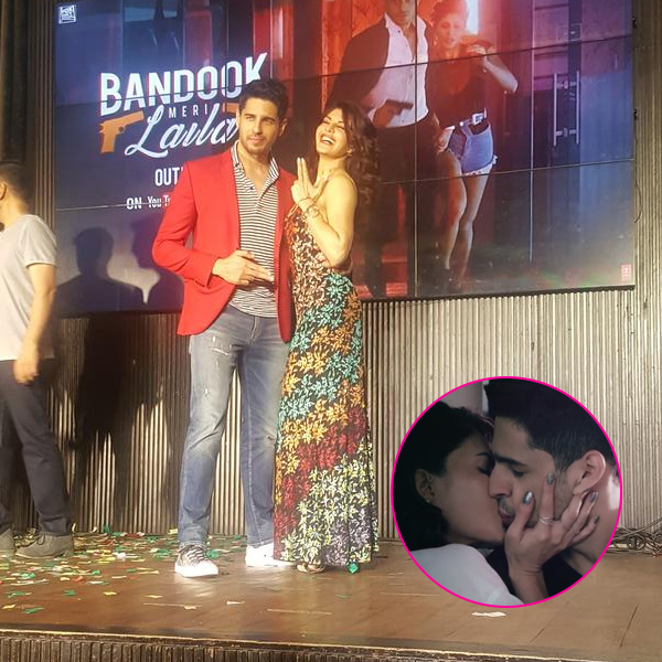 A Gentleman staring Siddharth Malhotra releases new song Bandook Meri Laila