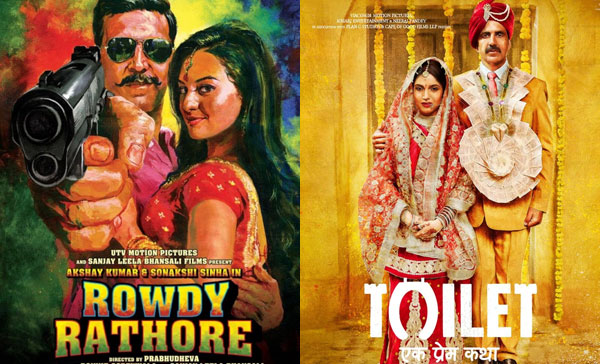 Toilet - Ek Prem Katha collects Rs. 2 cr in Week 4, total collections at Rs. 133.60 cr